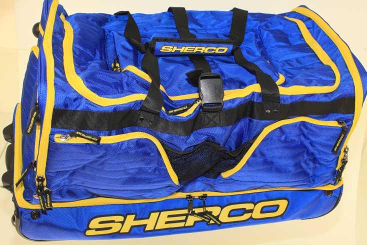 Site MarchandSac De Bleujaune Voyage Dherbey Sherco Moto 150l MVzSpU